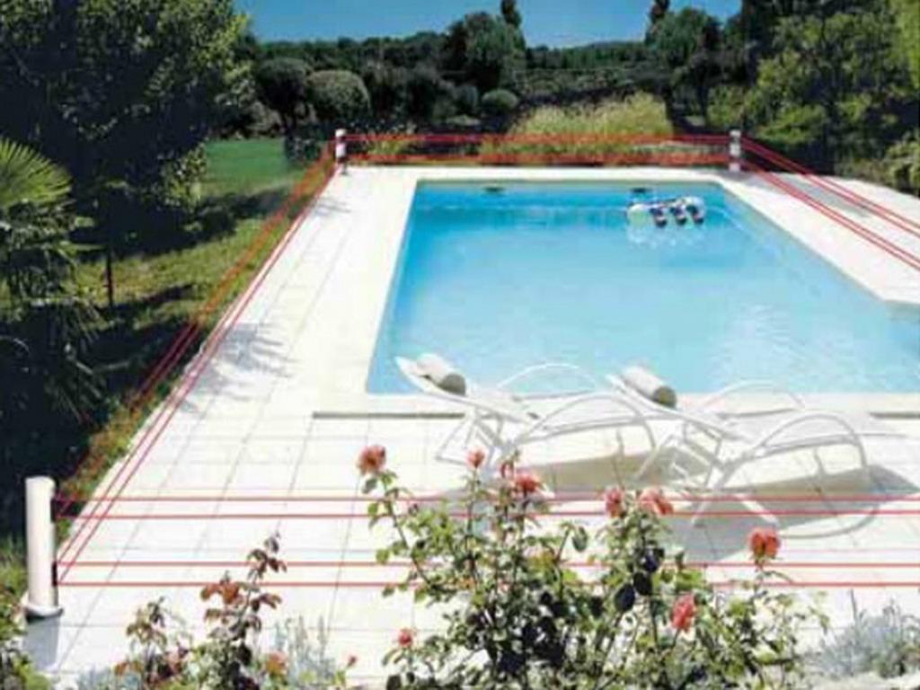 alarme piscine perimetrique 4 bornes