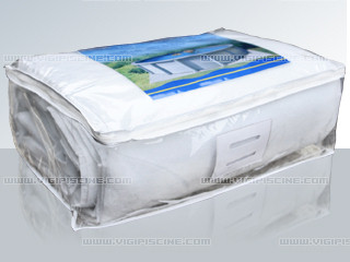 tapis de sol polyester lifepool piscine hors sol ronde 5. Black Bedroom Furniture Sets. Home Design Ideas