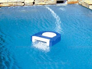 skimmer flottant premium piscine hors sol ou enterr e sur march. Black Bedroom Furniture Sets. Home Design Ideas