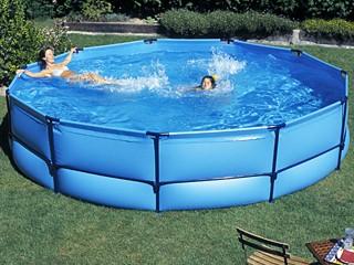 Kit piscine hors sol tubulaire jet pool ronde x for Piscine hors sol 6m x 4m
