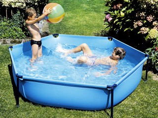 kit piscine hors sol enfant jet pool junior ronde x 0
