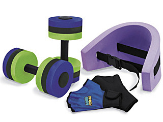 Swimline - Kit complet fitness AQUA GYM pour piscine