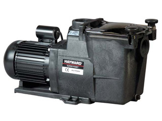 Hayward - Pompe piscine Hayward SUPER PUMP 18m³/h 1.5CV triphase