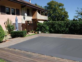 couverture d 39 hivernage opaque albig s vancouver pour piscine enterr e sur march. Black Bedroom Furniture Sets. Home Design Ideas