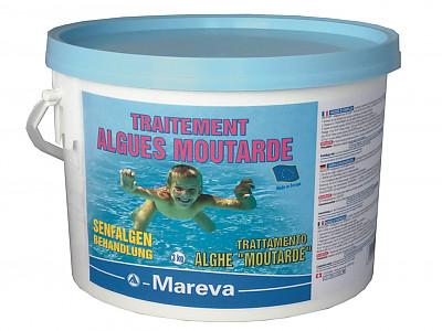Produit de traitement mareva stop algues moutarde pot de for Anti algues piscine