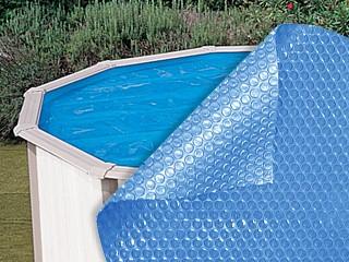 Couverture solaire d 39 t dreampool 180 piscine hors sol ellipse x sur - Couverture piscine hors sol toulouse ...