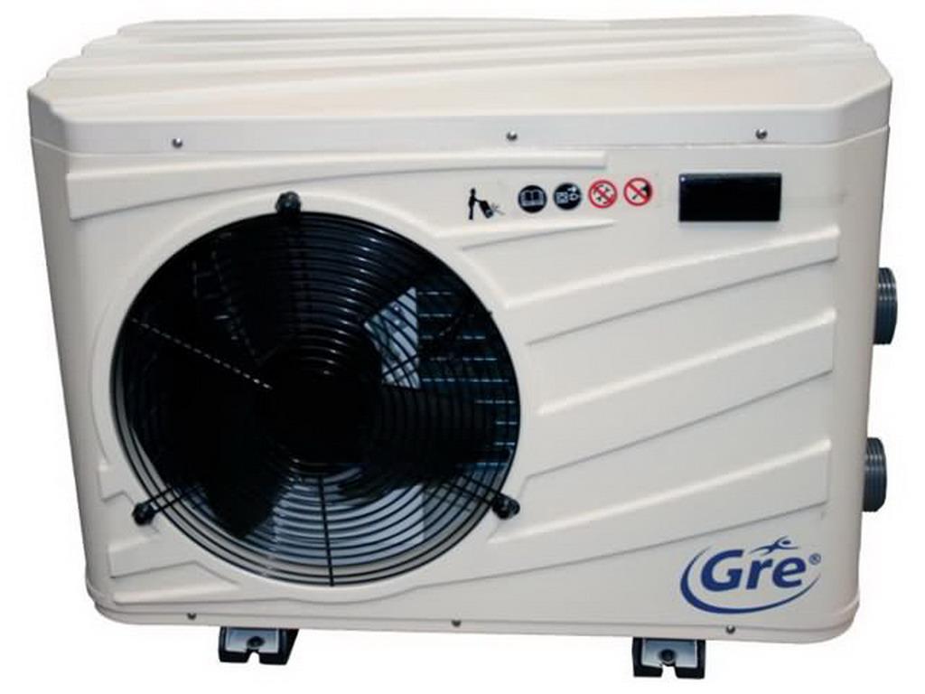 Pompe chaleur gr dreampac pro titane 3kw piscine jusqu for Pompe a chaleur piscine 3kw