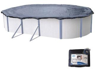 couverture protection et hivernage toi swimlux piscine hors sol ronde 460cm sur. Black Bedroom Furniture Sets. Home Design Ideas