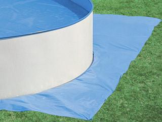 tapis de sol toi swimlux piscine hors sol ronde sur. Black Bedroom Furniture Sets. Home Design Ideas