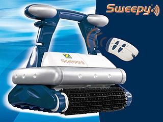 Robot piscine baracuda sweepy free zodiac avec for Robot piscine sweepy free zodiac
