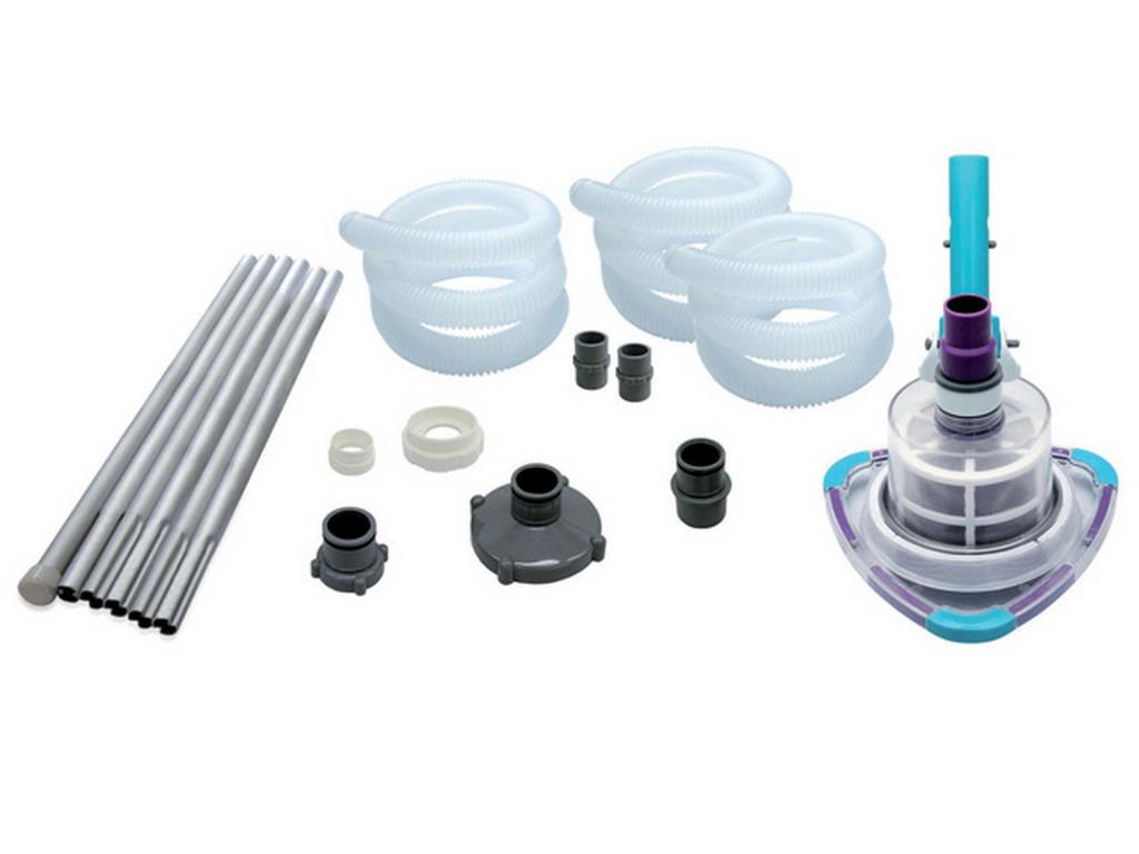 kit aspirateur avec pr filtre kokido v trap pour piscine hors sol sur march. Black Bedroom Furniture Sets. Home Design Ideas
