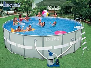 piscine tubulaire 5.5