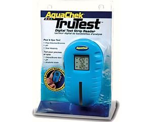 AquaChek - Lecteur digital de bandelettes d'analyse AquaChek TRUTEST pour piscine