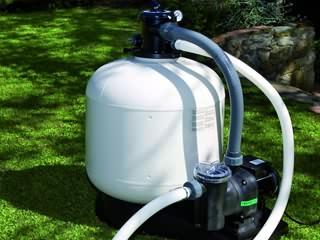 Groupe de filtration gre 10m h avec pr filtre piscine for Fonctionnement filtration piscine hors sol