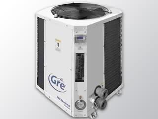 Perfect Pompe A Chaleur 11KW GRE 3,0CV Pour Piscine Jusquu0027a 80m³