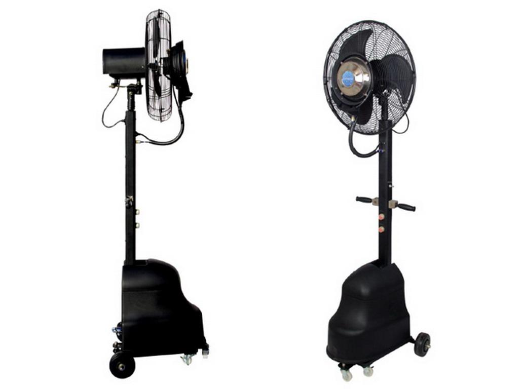 Ventilateur haute performance 180cm o 39 fresh avec brumisateur int gr sur march - Ventilateur avec brumisateur ...