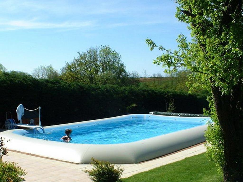 kit piscine hors sol autoportante zodiac hippo 65 rectangulaire x x sur. Black Bedroom Furniture Sets. Home Design Ideas