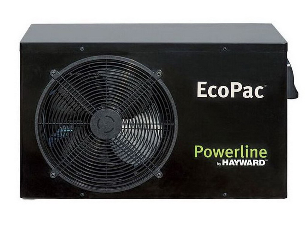 pompe chaleur hayward ecopac powerline 6kw mono r versible pour piscine jusqu 39 35m 1. Black Bedroom Furniture Sets. Home Design Ideas