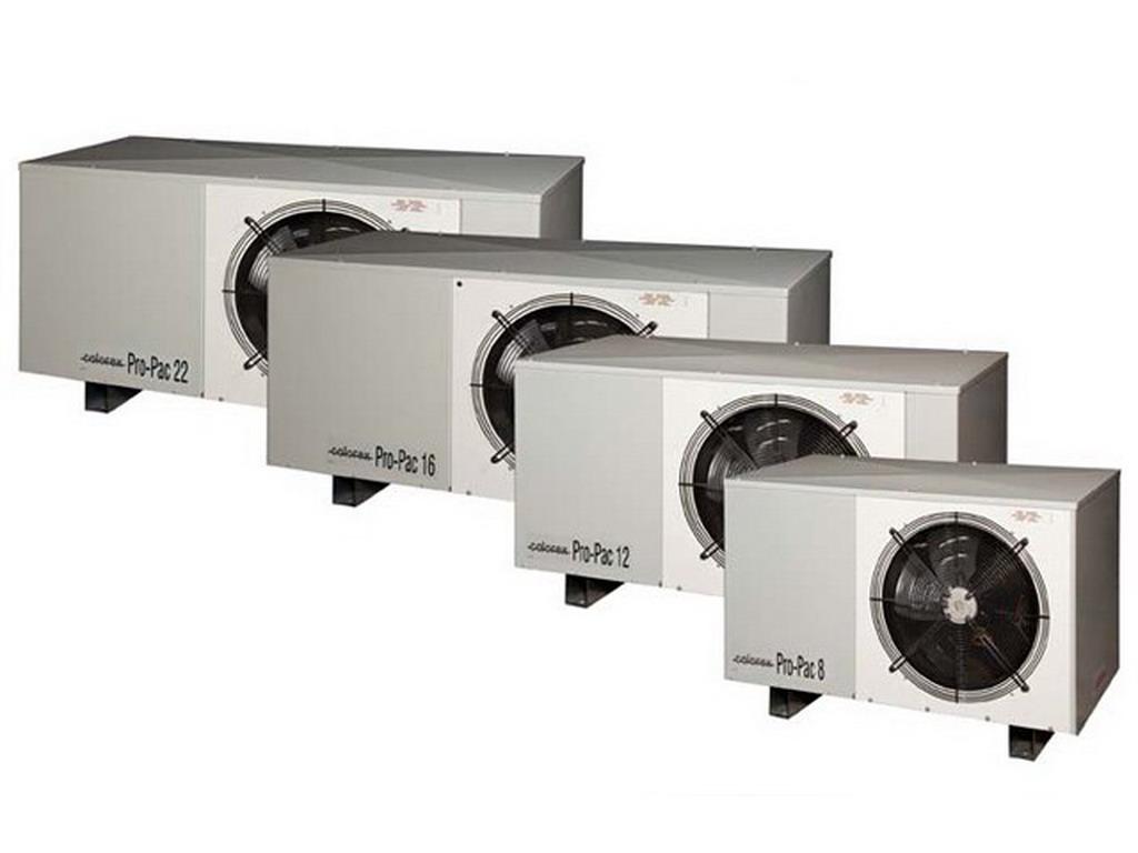 Pompe chaleur calorex propac 12al 12kw mono pour piscine for Pompe piscine stp 75 mono