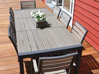Best Table De Jardin Bois Composite Gris Ideas - Amazing House ...