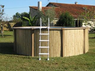 kit piscine hors sol acier et r sine sunbay freedom ronde. Black Bedroom Furniture Sets. Home Design Ideas