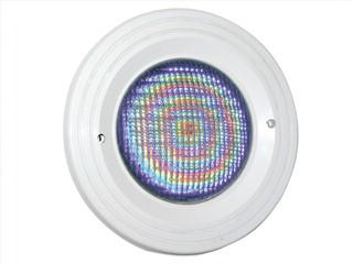 Projecteur piscine aquareva led de couleur 18w vis for Projecteur piscine couleur