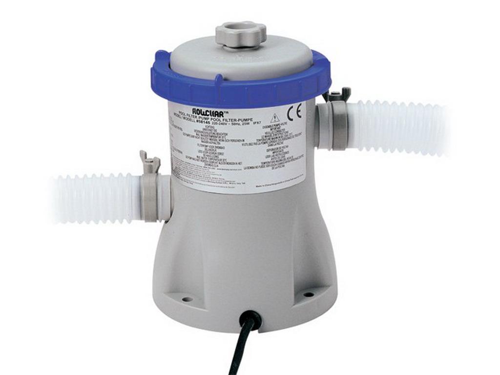 Pompe de filtration cartouche bestway flowclear Pompe piscine hors sol pas cher