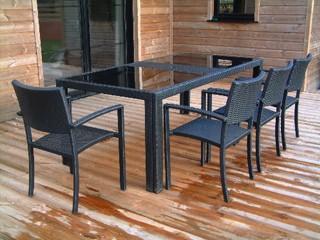 Emejing Grande Table De Jardin En Verre Gallery - Design Trends 2017 ...