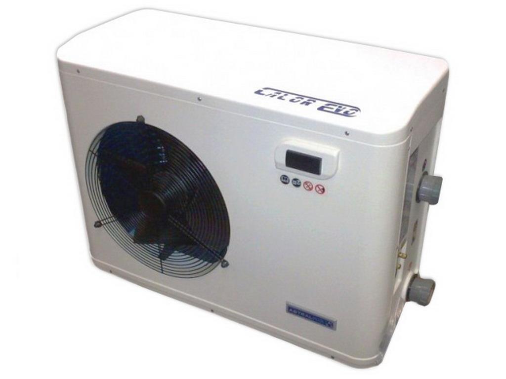 Pompe chaleur astral calor evo mono 17kw jusqu 39 100m for Chauffage piscine nano