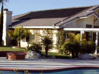 Kit chauffage solaire heliocol pour piscine enterr e 6x12m for Kit chauffage solaire pour piscine