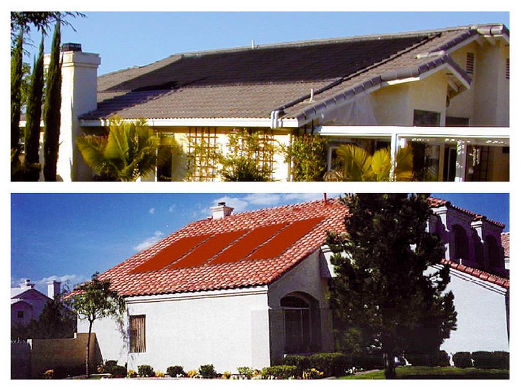 Kit chauffage solaire heliocol pour piscine enterr e 4x8m for Kit chauffage solaire pour piscine