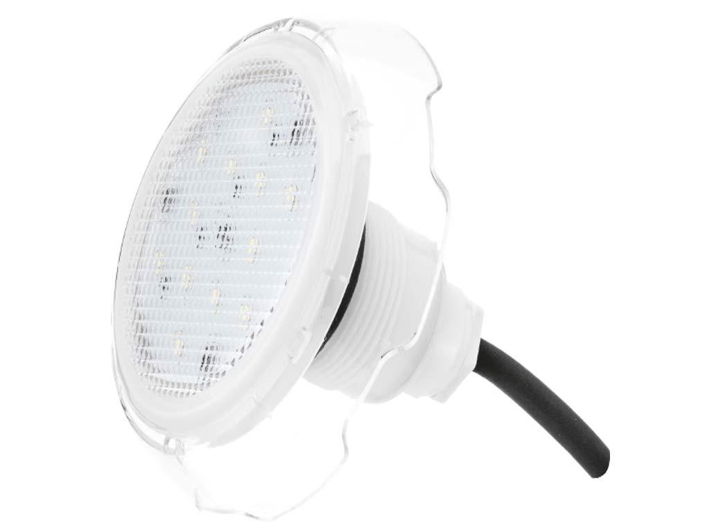 Eclairage Led Autour Piscine mini projecteur seamaid éclairage blanc 12 led 540 lumen 6w pour piscine  privée