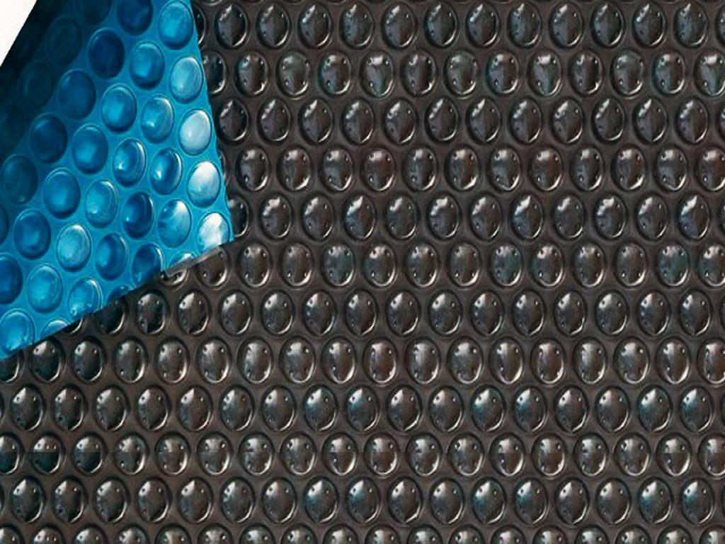 Couverture solaire d 39 t eco black 400 dimensions x sur march - Couverture piscine hors sol toulouse ...