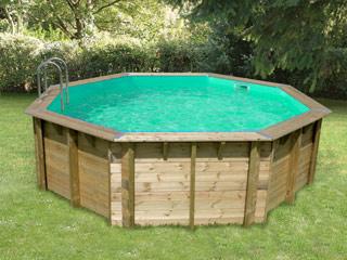 Piscine hors sol bois piscine hors sol acier toutes nos for Liner pour piscine nortland
