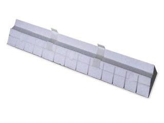 Kit de 26 doucines polystyr ne pour piscine hors sol ronde - Kit piscine polystyrene ...