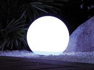 boule lumineuse light ball white 50cm clairage blanc conomie d 39 nergie alimentation 220v sur. Black Bedroom Furniture Sets. Home Design Ideas