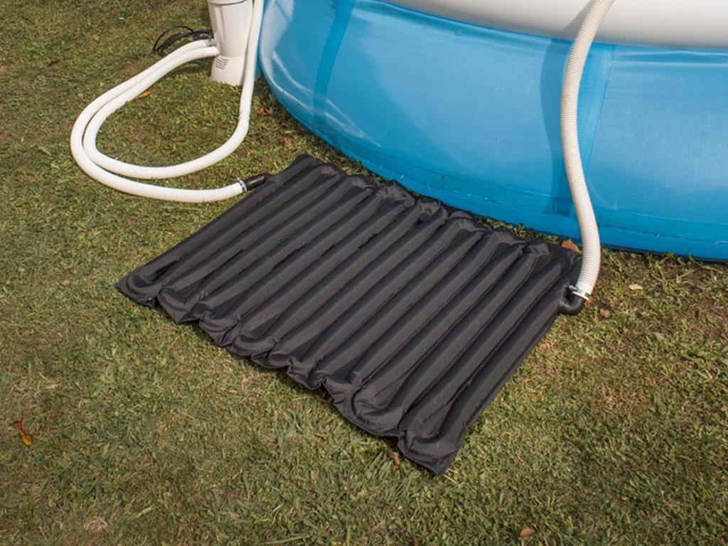 R chauffeur piscine hors sol panneau solaire gr ar20693 - Chauffe eau solaire pour piscine ...