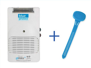 First Innov - Alarme First Innov BLUE PROTECT avec son bracelet option PRIMAPROTECT