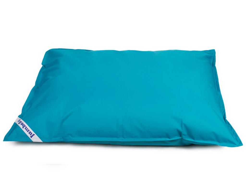 coussin g ant jumbo bag the original 130 x 170cm coloris bleu p trole sur march. Black Bedroom Furniture Sets. Home Design Ideas