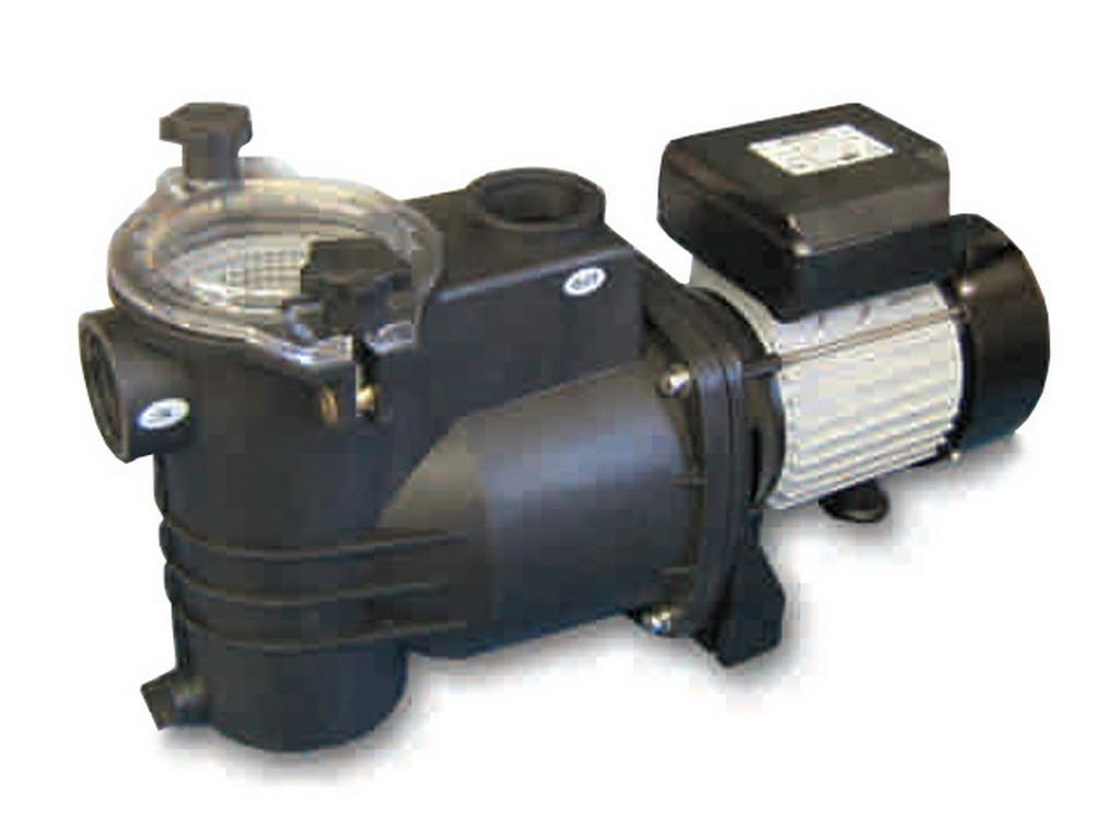 Pompe de filtration Toi 8m8/h 8W mono pour piscine hors-sol