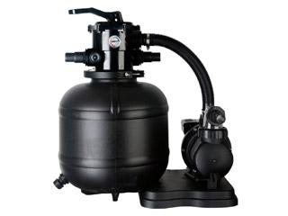 Groupe de filtration gr d bit 4m h puissance 200w pour for Groupe de filtration pour piscine hors sol