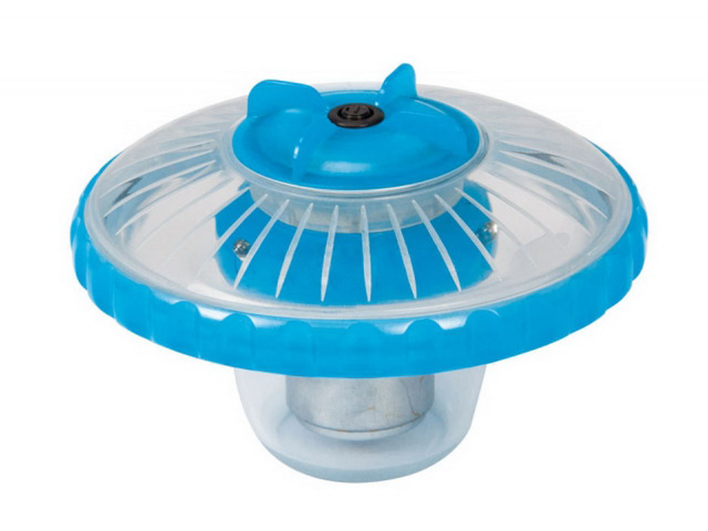 lampe flottante intex led pour piscine et spa sur march. Black Bedroom Furniture Sets. Home Design Ideas