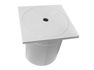 Hayward - Regulateur de niveau Hayward 3150 coloris blanc pour piscine enterree