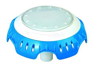 Eclairage projecteur bestway flux led pour piscine hors for Projecteur led seamaid pour piscine hors sol