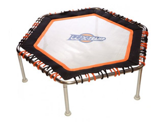 Trampoline Waterflex WXTRAMP hexagonal pour aqua jumping