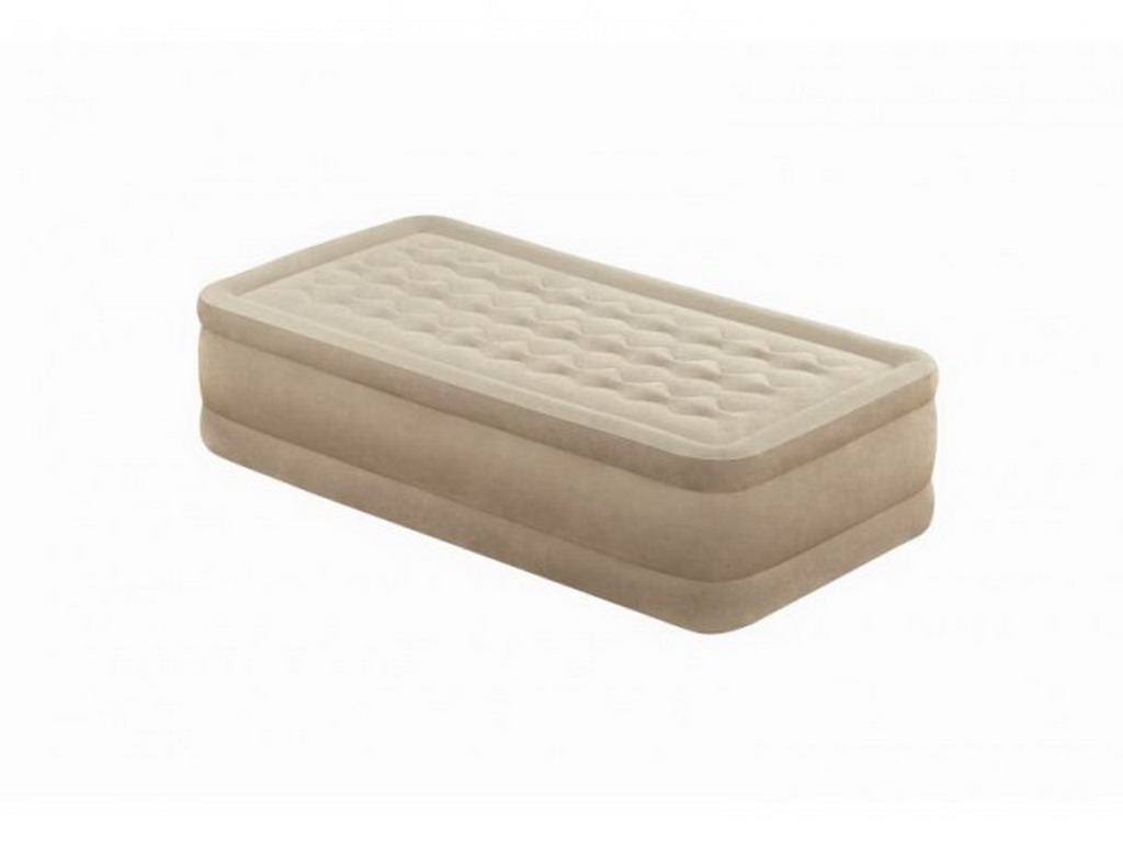 Matelas Gonflable Intex Ultra Plush Fiber Tech Dimensions 99 X 191 X 46cm 1 Place