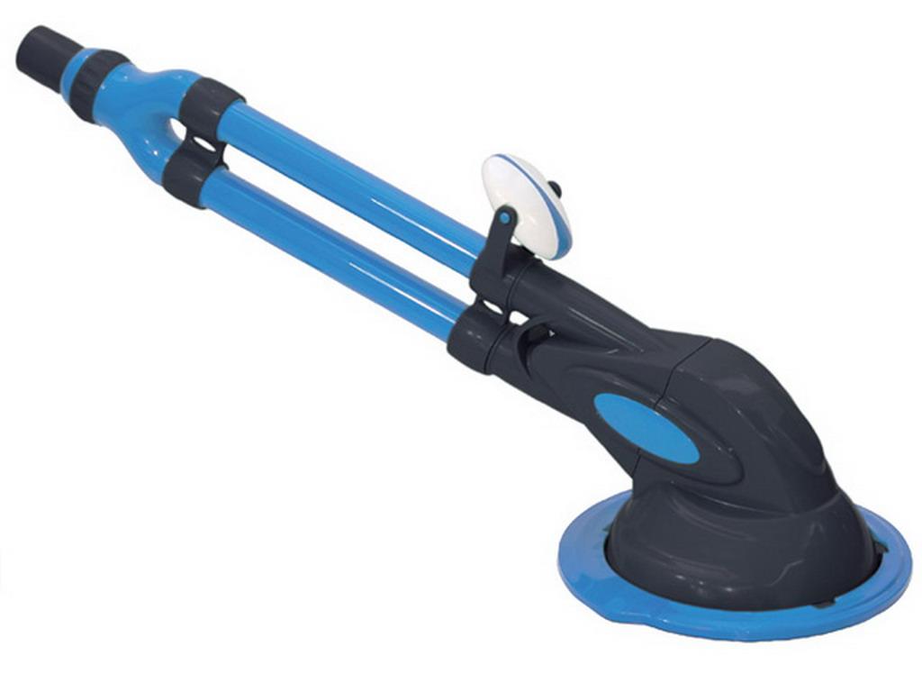 robot piscine hydraulique aqualux s2 pour piscine hors sol sur march. Black Bedroom Furniture Sets. Home Design Ideas