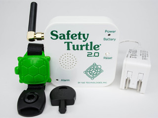 Kit alarme piscine SAFETY TURTLE 2.0 pour enfant