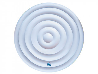 Couvercle gonflable NetSpa ISOTHERMA pour spa rond MALIBU ou MONTANA 6 places
