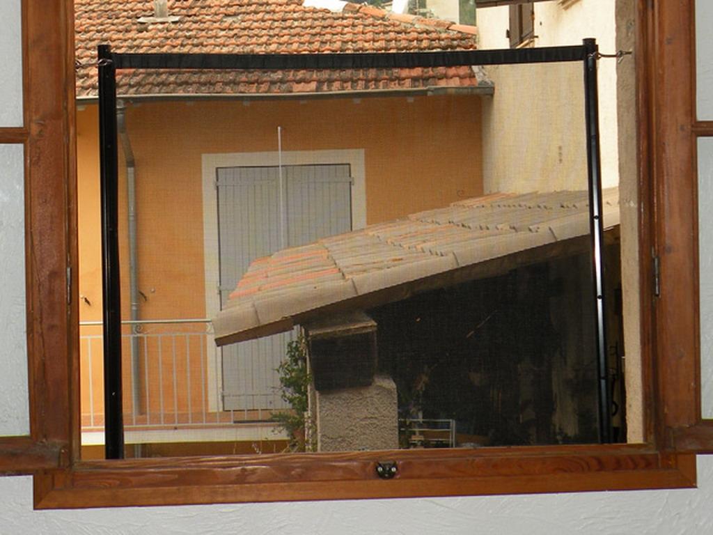 Protection Fenêtre Antichute Enfant Securifenetre ø10mm Hauteur 80cm